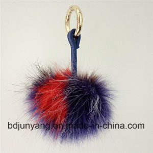 POM POM Fur Balls Phone Pendant pictures & photos