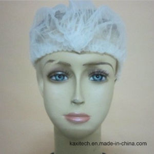 Disposable Bouffant Cap/Single Elastic Bouffant Nurse Cap/PP Non Woven Mob Cap pictures & photos