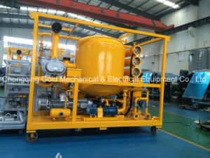 High Vacuum Oil Purifier Machine, Oil Purifier (ZJA Series) pictures & photos