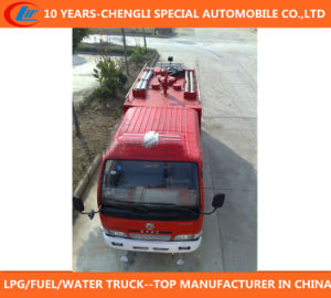 4X2 Dongfeng Water Foam Fire Fighting Truck pictures & photos