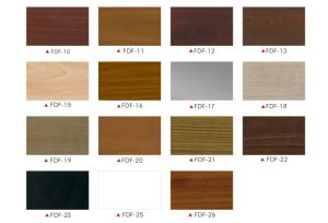 Morse Design Profiles Angel L End for 8-18mm Flooring pictures & photos