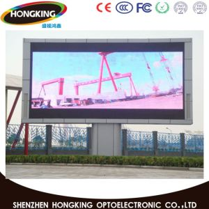 Outdoor Full Color P10 LED Screen with 3 Years Warranty pictures & photos