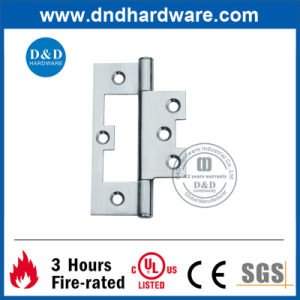 Quality Door Accessories Ss Flush Hinge for Europe (DDSS083) pictures & photos