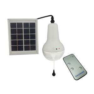 Portable High Luminance Solar Light for Outdoor/Indoor pictures & photos