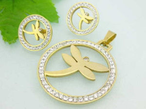 Stainless Steel Jewelry Set Fashion Accessories (hdx1082) pictures & photos