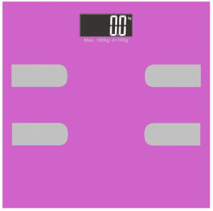 Personal Bathroom Weighing Scale with 180kg (HB115-F2) pictures & photos