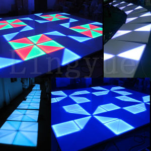 Stage DMX DJ Disco LED Dance Floor Light for Sale pictures & photos