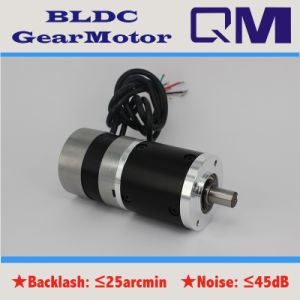 Planetary Gearbox 1: 15 with NEMA23 60W Brushless DC Motor BLDC