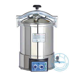 Portable Pressure Steam Sterilizer (NEW TYPE) (MS-P18T/24T) pictures & photos
