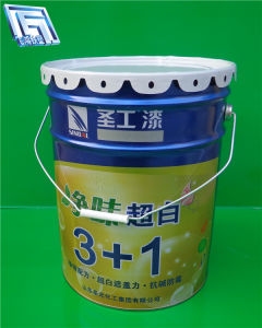 25L Tinplate Metal Drum for Industrial Chemical Use, Paint and Oil Packing