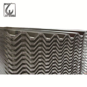 60-275G/M2 Galvanized Corrugated Roofing Steel Sheet pictures & photos