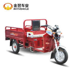 Moped style Tricycle Motorcycle with Heavy Loading pictures & photos