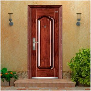 Iron Front Door Design pictures & photos