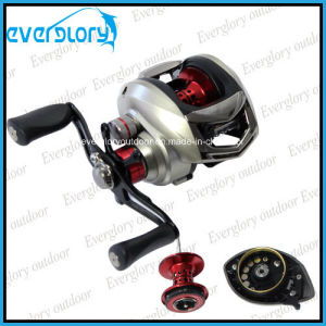 Dual Brake Attractive Design Baitcasting Reel pictures & photos