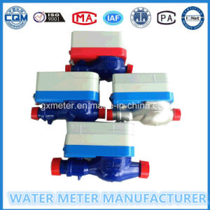 Intelligent Water Meter with IC/RF Card and Prepayment Function pictures & photos