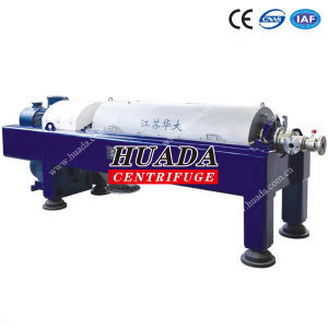 LWF Fine Chemical Decanter Centrifuge with Explosive-Proof System pictures & photos