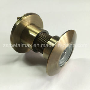 Brass or Zinc Alloy Peephole Door Viewer (MY5028Y-AB) pictures & photos