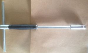 """T Type Socket Wrench Adaptor with 1/2"""" Square Driver pictures & photos"""