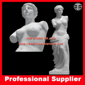 Venus De Milo Marble Sculpture Marble Statue Stone Carving for Garden pictures & photos