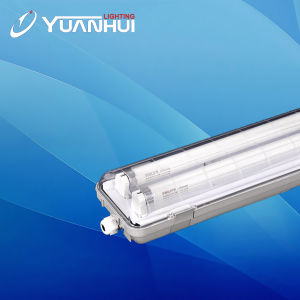 Yh2 T8 IP65 Tri-Proof Lighting GS pictures & photos