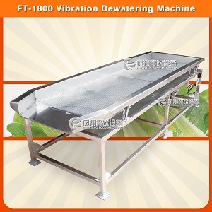 FT-1800 Vibration Dewatering Machine with High Efficiency pictures & photos