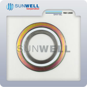 Spiral Wound Gasket Swg with Inner&Outer Rings (manufacturer) pictures & photos