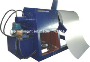 5 Ton Hydraulic Decoiler for Rolling Forming Machine pictures & photos