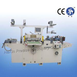 Hx-350b High Precision Pre-Printed Label Die Cutting Machine pictures & photos
