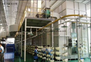 Cheaper Spray Baking Line for Steel Works pictures & photos
