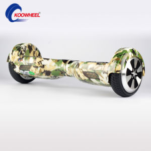 Smart Self Balance Drifting Camouflage Skateboard in Stock (S36C) pictures & photos