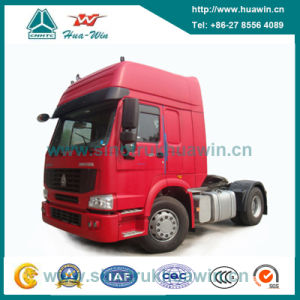 Sinotruk HOWO 4X2 Tractor Truck 420HP Power Tractor Motor Tractor pictures & photos