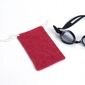 Eco-Friendly Microfiber Goggle Pouch pictures & photos