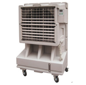 Large Industrial Portable Air Cooler with Adiabatic Cooling pictures & photos