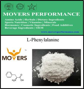 Factory Supply Food Grade Amino Acids L-Phenylalanine pictures & photos