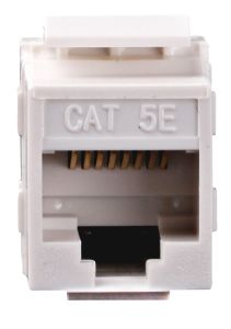 Ce Certificate Unshielded Cat5e Keystone pictures & photos