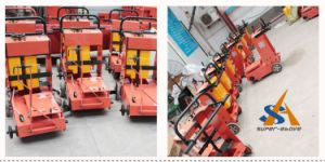 Electric Motor Powered Road Concrete Cutter pictures & photos