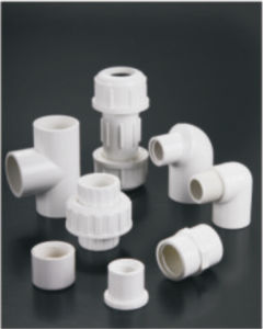 Tee / PVC Sch40 Pipe Fittings for Water Supply pictures & photos