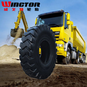 E-3 Pattern Pneumatic Bias Wheel Loader Tyres 23.5-25 pictures & photos