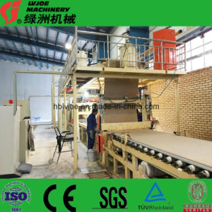 Top Quality Gypsum Plaster Board /Drywall Making Machine pictures & photos