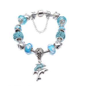 OEM High Quality Changing Color Crystal Bracelet pictures & photos