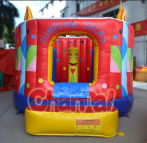 Inflatable Birthday Cake Bouncy Jumper pictures & photos