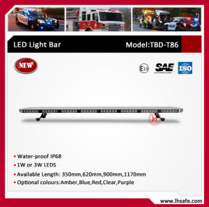Ultrathin LED Warning Light Bar (TBD-T86) pictures & photos
