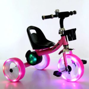 2016 New Design Kids Tricycle with Music & Light pictures & photos