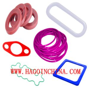 Food Grade Silicone Rubber Parts pictures & photos