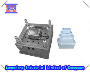 Plastic Mould for Lunch Boxes pictures & photos