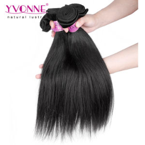 Cheap Indian Remy Human Hair Weft pictures & photos