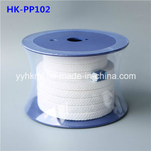 High Quality Reinforced PTFE Teflon Braided Mechanical Packing with Oil