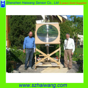 OEM Large Optical PMMA Fresnel Lens for Solar Focus 890mm pictures & photos