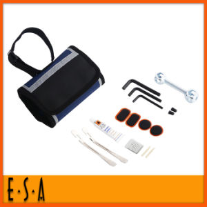 2015 Easy to Use and Durable Bicycle Repair Kit, Bike Tool Cycling Repair Tool Kits, Best Seller Cheap Cycling Repair Tool T18b033 pictures & photos