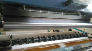 High Precise Thermal Paper Roll Slitting Machine pictures & photos